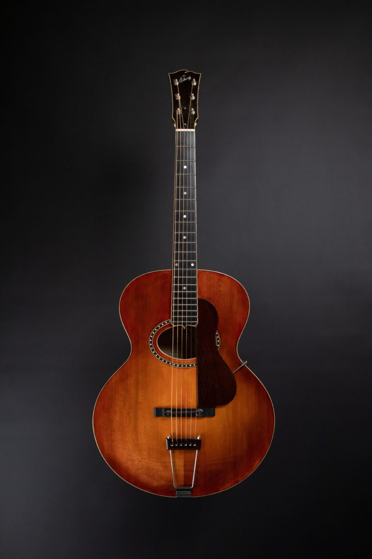 Archtop Model